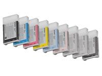 Epson T6039 - heel licht zwart - origineel - inktcartridge (C13T603900)