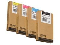 Epson T6123 - magenta - origineel - inktcartridge (C13T612300)