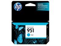 HP 951 - cyaan - origineel - inktcartridge (CN050AE#BGX)