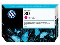 HP 80 - magenta - origineel - inktcartridge (C4847A)