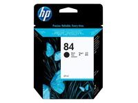 HP 84 - zwart - origineel - inktcartridge (C5016A)