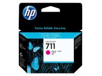 HP 711 - magenta - origineel - inktcartridge (CZ131A)