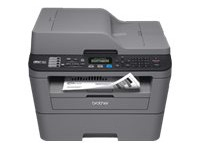 Brother MFC-L2700DW - multifunctionele printer (Z/W)