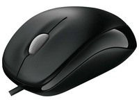 Microsoft Compact Optical Mouse 500 for Business - muis - USB - zwart