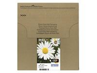 Epson 18XL Multipack - 4 - hoge capaciteit - zwart, geel, cyaan, magenta - origineel - inktcartridge (C13T18164510)