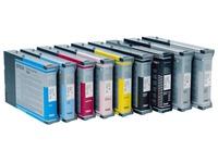 Epson T6143 - magenta - origineel - inktcartridge (C13T614300)
