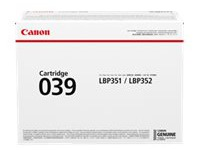 0287C001 CANON LBP351X CARTRIDGE BLK ST
