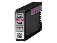 Canon PGI-1500XL M - Hohe Ergiebigkeit - Magenta - Original - Tintenbehälter