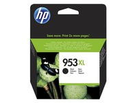 HP 953XL - High Yield - black - original - ink cartridge