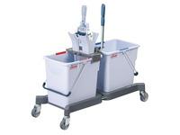 Putzeimer Set Ultraspeed Vileda 2 x 25 Liter