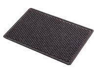 Carpet Aqua Trap Notrax polyester fibers 60 x 90 cm anthracite
