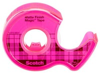 Adhesive tape spender Scotch Cool Colors