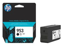 HP 953 cartridge zwart voor inkjetprinter