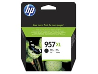 HP 957XL - Extra High Yield - black - original - ink cartridge