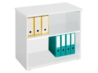Low bookcase Excellens