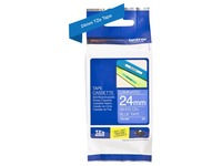 Brother TZe555 - gelamineerde tape - 1 rol(len)