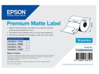 Epson Premium - gesneden etiketten met kleur - 440 etiket(ten) (C33S045532)
