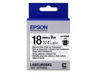 Epson LabelWorks LK-5TBW - etikettape - 1 rol(len) (C53S655011)