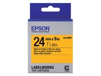 Epson LabelWorks LK-6YBP - etikettape - 1 rol(len) (C53S656005)
