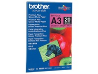 Brother Innobella Premium Plus BP71GA3 - photo paper - 20 sheet(s)