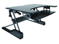 NewStar NS-WS100BLACK - standing desk converter