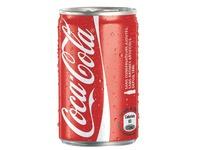 Coca-Cola blikjes15 cl - doos van 24