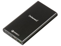 Intenso Powerbank Q10000 - QuickCharge - black