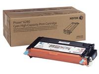 106R1392 XEROX PH6280 TONER CYAN HC (106R01392)