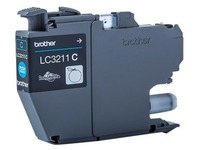 LC3211C BROTHER DCPJ772DW INK CYAN ST