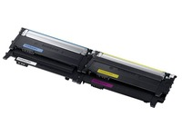 Samsung CLT-P404C - 4-pack - black, yellow, cyan, magenta - original - toner cartridge (SU365A)