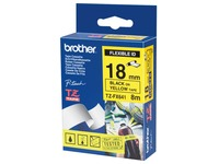 Brother TZeFX641 - flexibele tape - 1 rol(len)