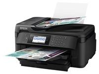 Epson WorkForce WF-7710DWF - multifunctionele printer - kleur