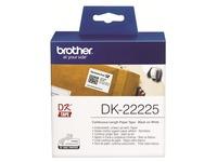 Brother DK-22225 - doorlopende etiketten - 1 rol(len)