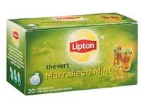 Doos 20 theebuiltjes Lipton Marrakech Mint Tea