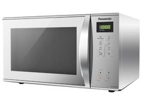 Panasonic NN-E486MMUPG - microwave oven - freestanding - silver