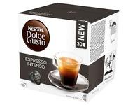 Capsules Dolce Gusto café Espresso Intenso Nescafé - Boîte de 30