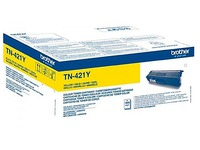 Toner Brother TN421 yellow for laser printer