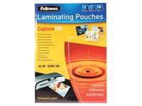Lamineerhoes Fellowes A3 2x125micron 25stuks