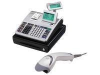 Pack cash register Casio SE-S400M + 1 scanner