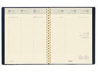 Agenda Brepols Pitone Timing weekagenda - jaar 2019 - 16,8 x 22 cm