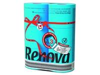 Toilet papier triple layer Renova color blue - pack of 6 rolls