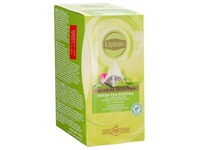 Lipton green tea - box with 25 pyramid tea bags