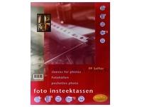 Pochette photo Multo 23ann 10x15cm 4 comp 0.12mm saphir