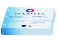 Recharge d'encre Sheaffer Classic Bleu Roi