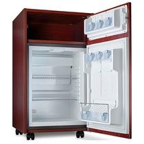 refrigerateur-de-bureau-luxe-coloris-noyer-40-l