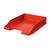 rood stapelbaar postbakje plastiek
