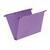 paarse hangmap voor laden bodem 1,5cm