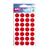 sticker rond agipa zelfklevvend vel diameter